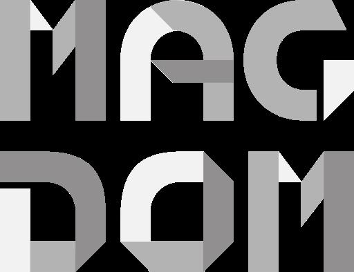 MagDom logo